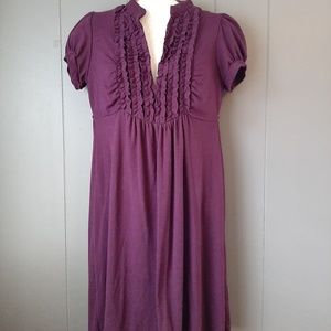 Womens Speechless Dress size small dark purple